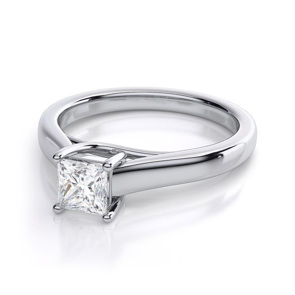 Princess cut diamond engagement ring South Africa