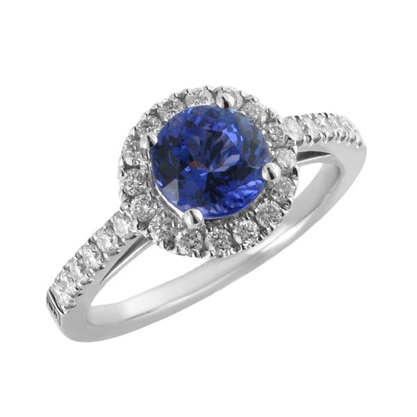 tanzanite stone ring