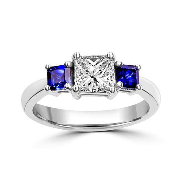 Sapphire diamond ring johannesburg