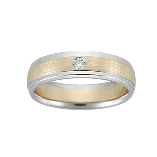 Men's diamond wedding bands