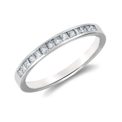 Princess diamond eternity