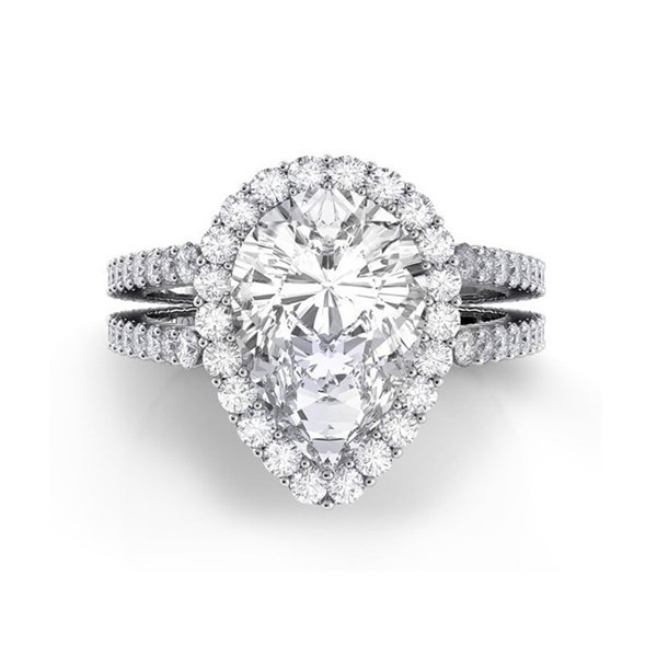 pear cut diamond south africa