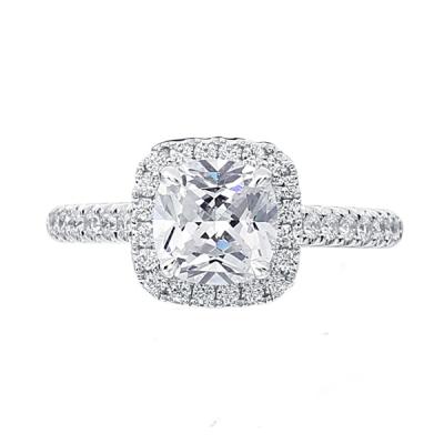 Custom engagement ring styles
