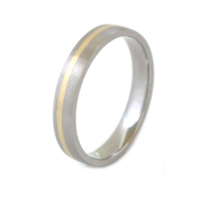 Titanium rings for men