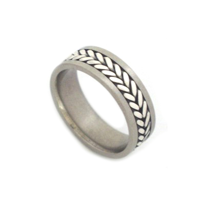 Celtic wedding ring