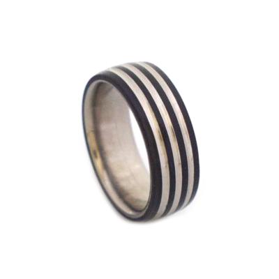 Black men's wedding rings