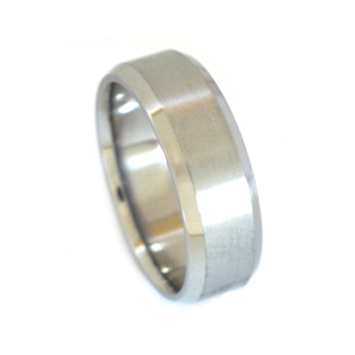 Wedding bands for men titanium