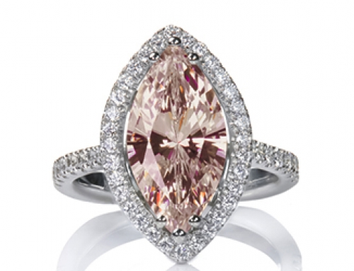 10 inspired Morganite engagement ring ideas