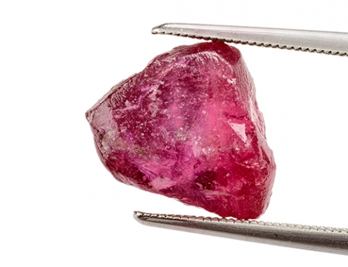 Ruby, a most royal July birthstone