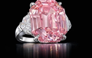 Harry Winston Pink Legend Diamond