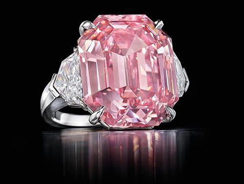 Winston Pink Diamond