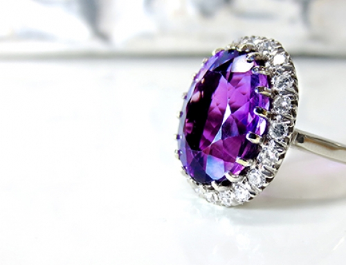 Amethyst, the regal birthstone for February