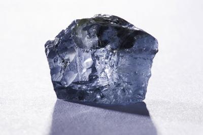 blue diamond april birthstone