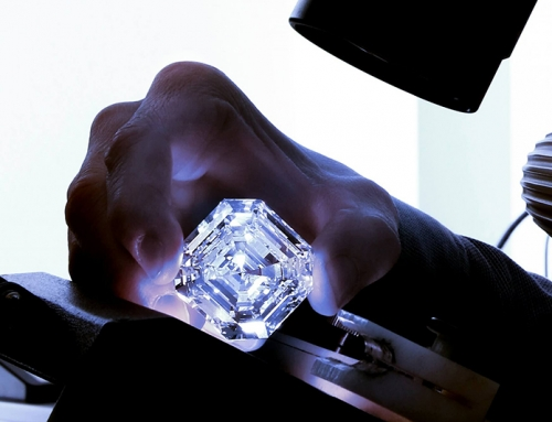 Graff reveals the record-breaking Lesedi la Rona diamond