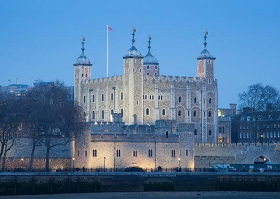 Tower of London Crown Jewels