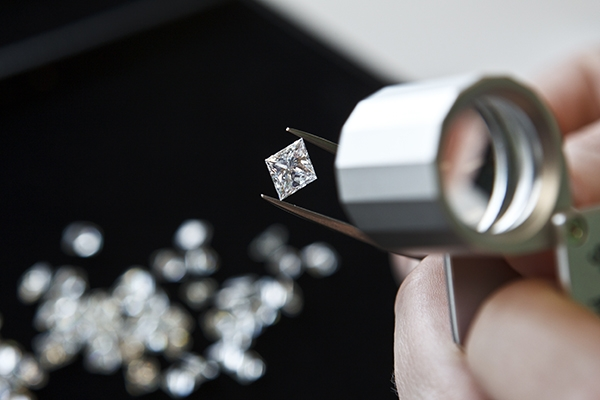 Quality diamonds