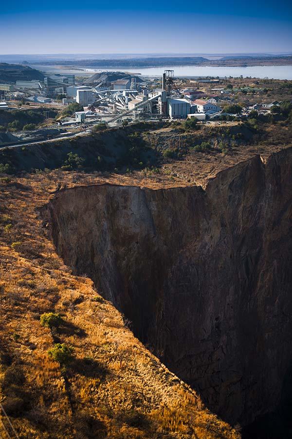 Cullinan Diamond Mine South Africa