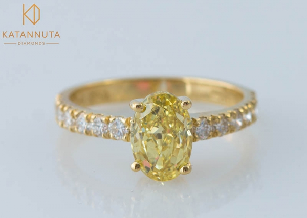 Yellow diamonds south africa