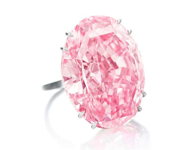 Pink Star Pink Diamond