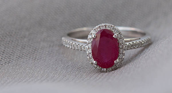 Ruby ring south africa