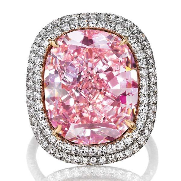 Sweet Josephine Pink diamond