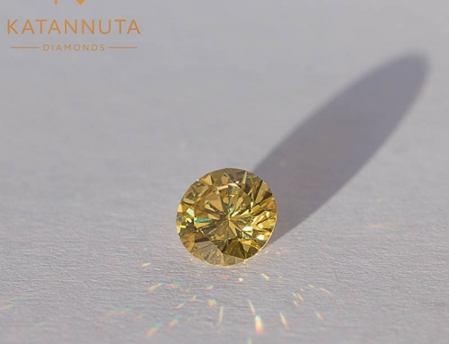 Captivated by Colour, Part I: Yellow diamonds