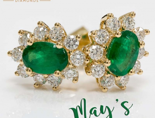 Is your birthday in May? Emerald is your birthstone.