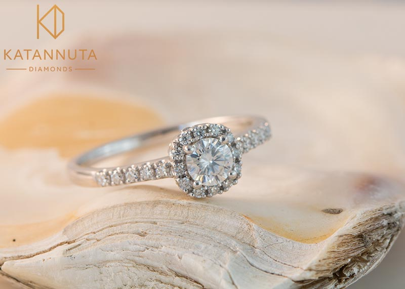 Moissanite ring south africa