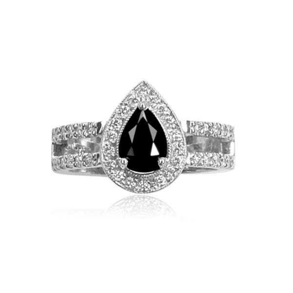Black diamond ring South Africa