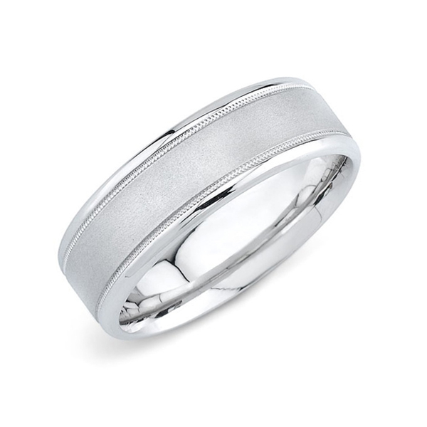 Platinum wedding rings