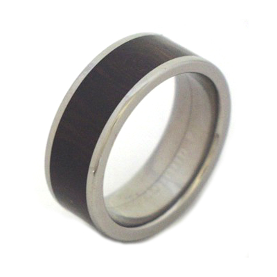 South African wood ring