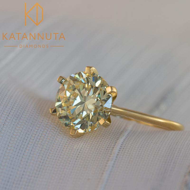 3ct diamond ring