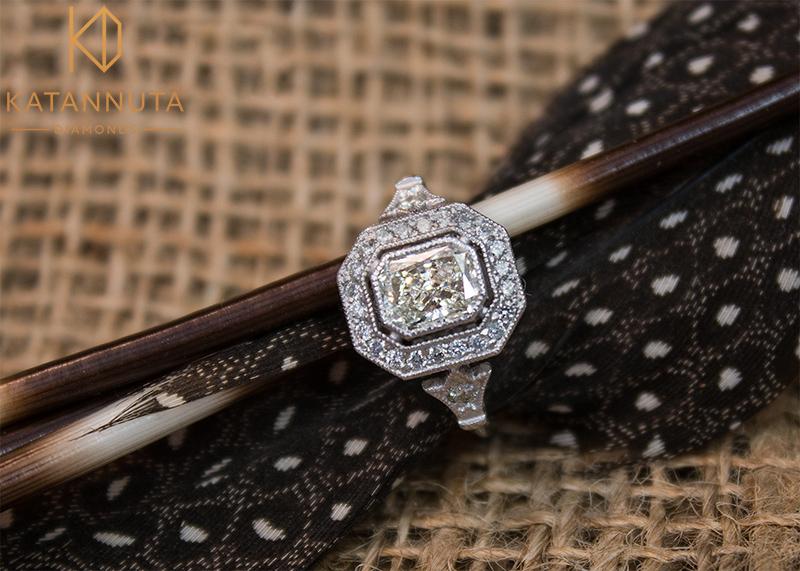 1ct diamond ring