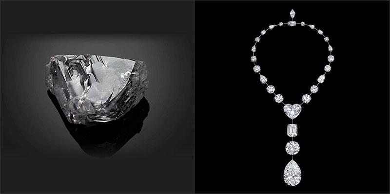 South Africa, Botswana, Lesotho: Home of BIG diamonds!